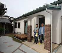 築40年 増築をして、断熱性を高めて住宅を全面改修