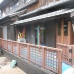 播磨町のリノベ-ションも大詰め