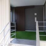 明石の駐輪場→2世帯住宅 リノベ-ション完成