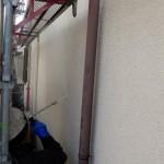 外壁塗装・防水工事中