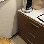 洗面所のリフォ-ム